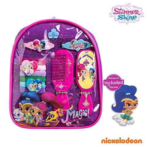 Shimmer Shine Backpack Accessories Barrettes product image