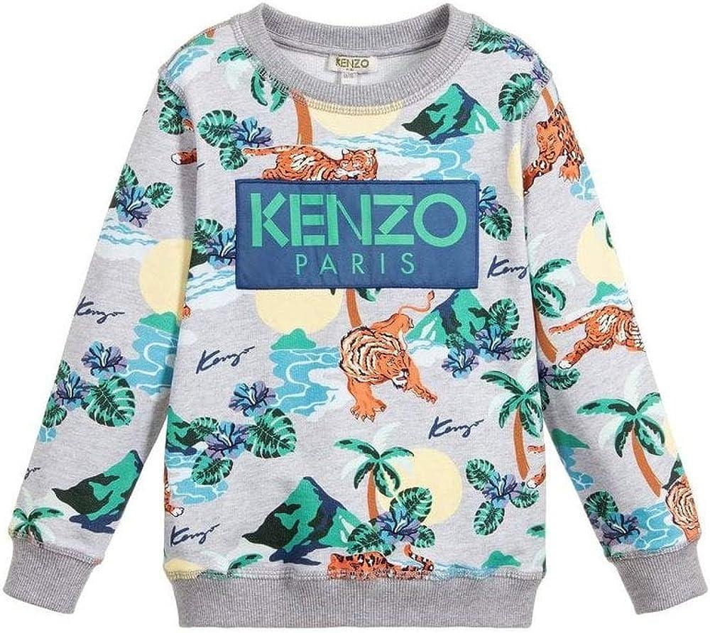 Kenzo Kids Jungle Tiger Sudadera
