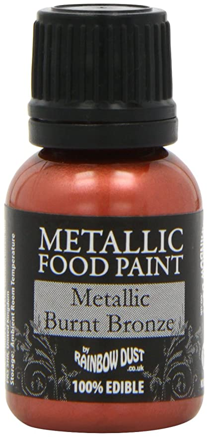 Amazon.com: Pearlescent Bronze Food Paint