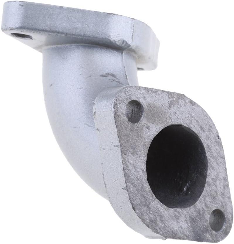 balikha Pipe Dadmission De Carburateur 24mm pour V/élo De Salet/é 70cc-125cc Go Kart Quad