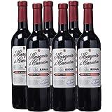 Marqués de Carrión Selección D.O Rioja Vino tinto - 6 Botellas x 750 ml - Total: 4500 ml