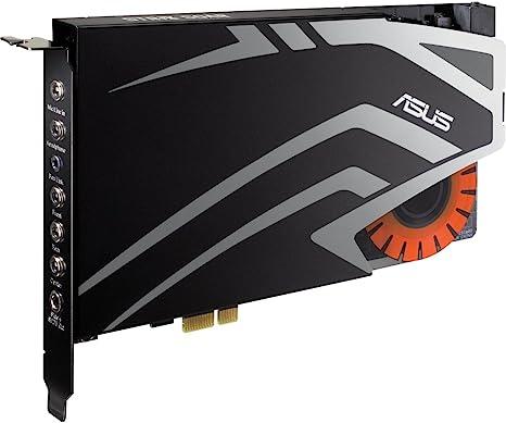 Amazon.com: ASUS Strix Soar 7.1 PCIe Gaming tarjeta de ...