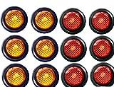 6 Red 6 Amber LED 2
