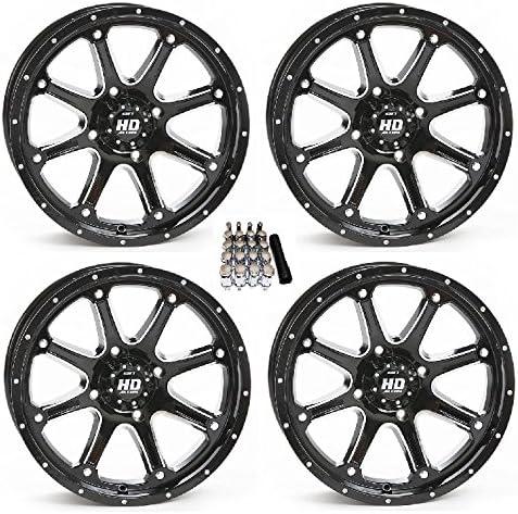 """2/"""" 4x156 Wheel Spacers 3//8 lug Polaris RZR XP900 XP 900 XP4 2011 Four 2014"""