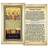 Nicene Creed Laminated Prayer Card