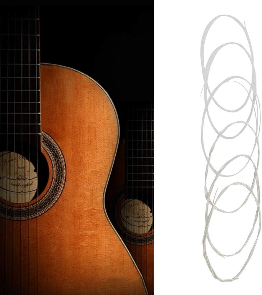YGQersh C670 - Juego de 6 accesorios para guitarra acústica ...