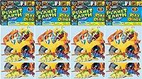 Ja-Ru Planet Earth Play Dinos Bundle Pack