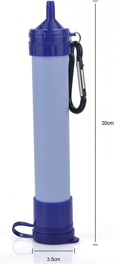 Water Purification Straw for Camping and Outdoor UK based Water Filter Straw