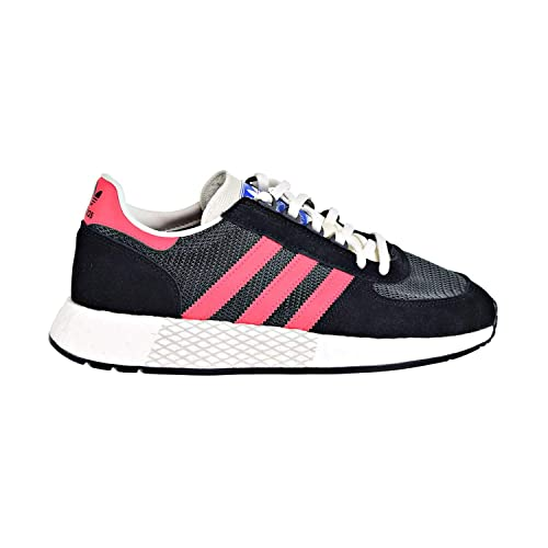 big selection hot sales sale online Amazon.com | adidas Men's Marathon Tech Carbon/Shock Red ...