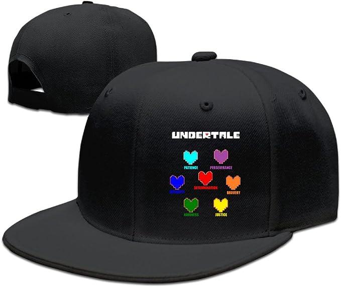 CEDAEI - Gorra de viaje ajustable con diseño de corazones de ...