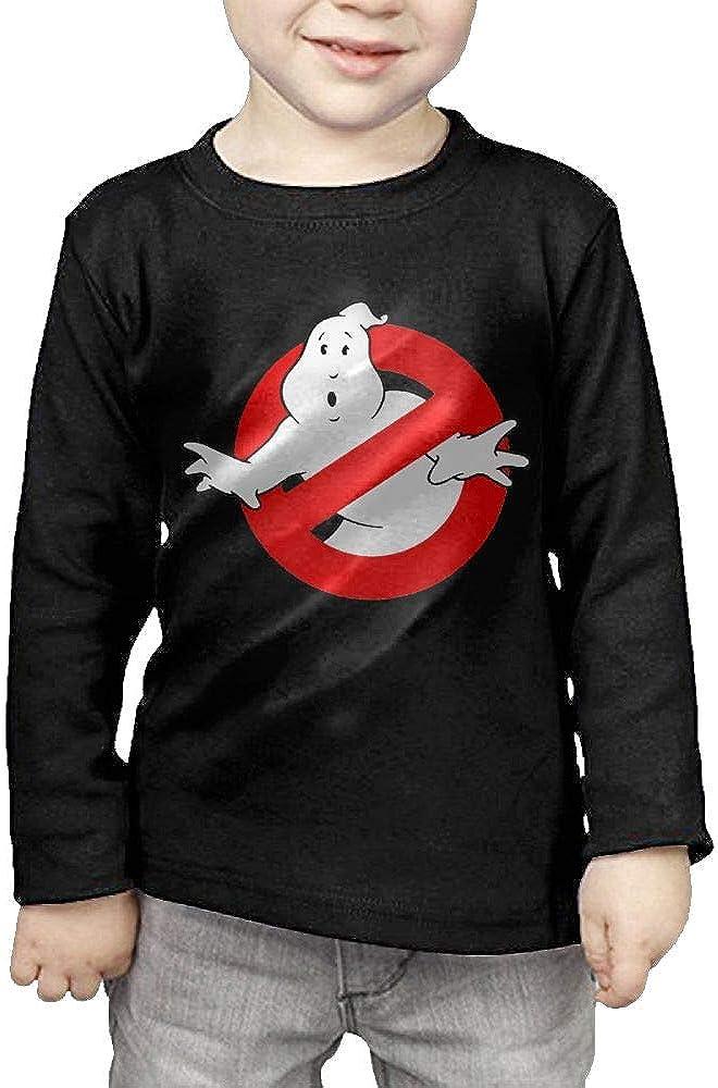 Purpubble Children Boys/&Girls Geek Ghostbusters Fashion Shirt Long Sleeve