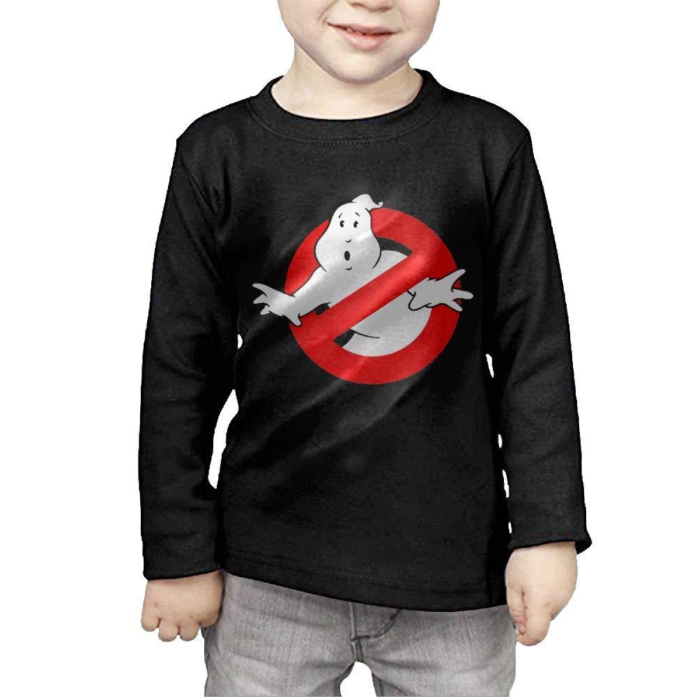 Purpubble Children Boys&Girls Geek Ghostbusters Fashion Shirt Long Sleeve