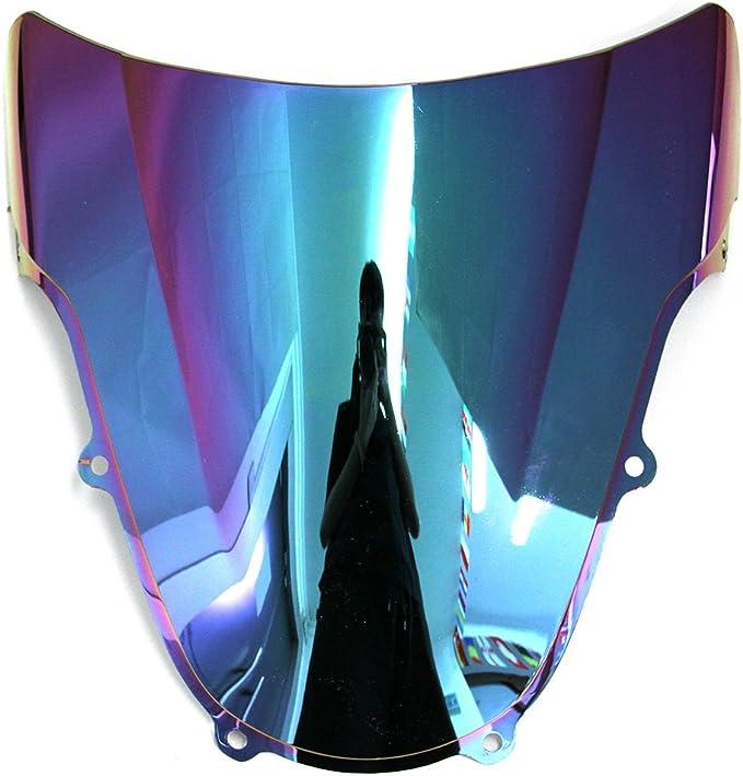 MPW Double Bubble Screen Clear Suzuki GSX-R 600//750 00-03