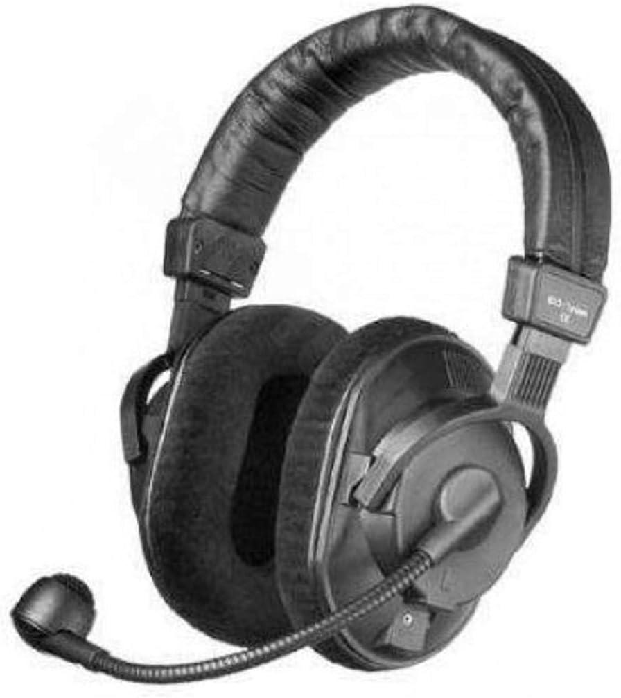 BEYERDYNAMIC DT-290-MKII-200 | 80 헤드셋 방송 응용 프로그램 용 동적 하이퍼 카디오이드 마이크 80 옴