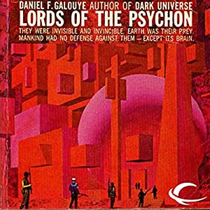 Lords of the Psychon Audiobook