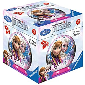 Ravensburger Disney Frozen 3d Puzzles Art Any Gender 80 X 80 X 80 Mm