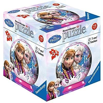 Ravensburger Disney Frozen 3d Puzzles Art Any Gender 80 X 80 X 80 Mm