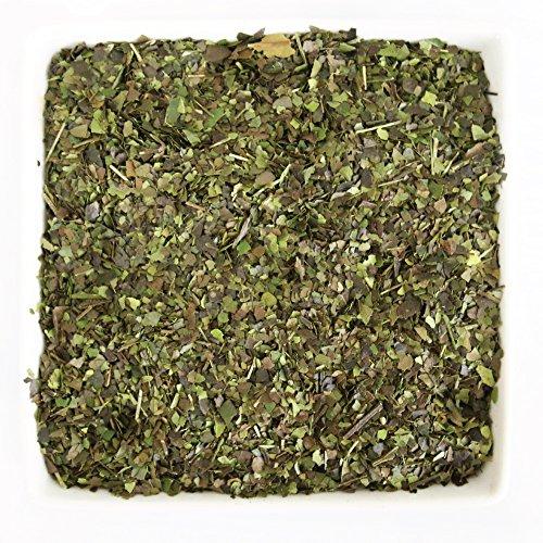 Tealyra Pure Guayusa - Ecuador Herbal Loose Leaf Tea - Antioxidants Rich - Organically Grown - Caffeined - 112g (4-ounce)