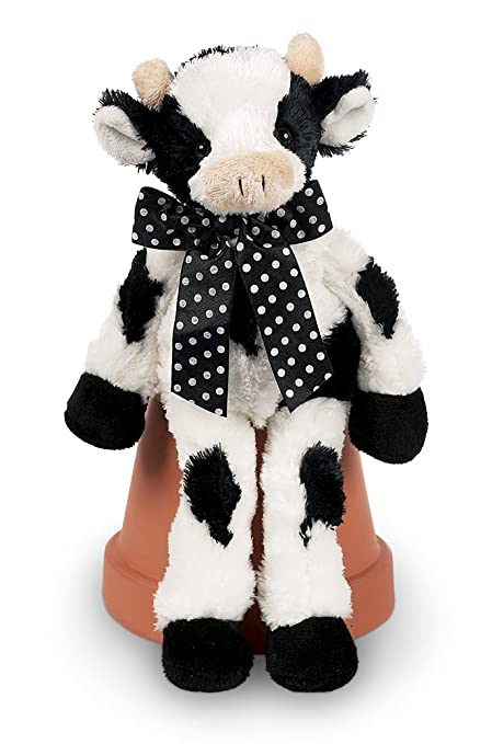 b149ed35857 Image Unavailable. Image not available for. Color  Bearington Lean Beans  Bossy Long Legged Cow