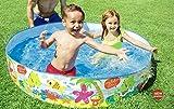 """Intex Snorkel Buddies 5ft Snapset Pool - 5X10"""""""