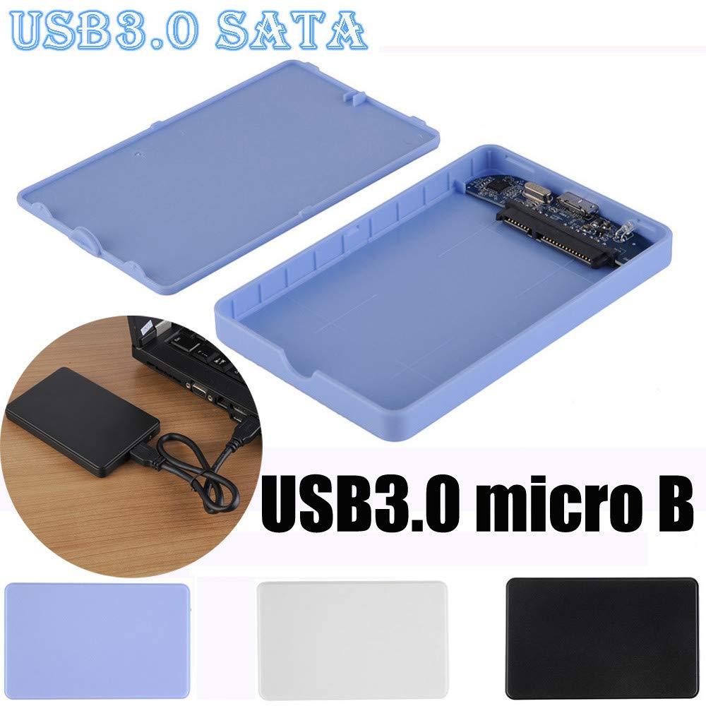 3 TB Azul 2.5 Pulgadas USB3.0 3TB Disco Duro Port/átil Port/átil Almacenamiento HDD Port/átil para PC Tablet TV PC Windows Smart TV Apple Mac Xbox One y PS4 MXJEEIO- Disco Duro Externo
