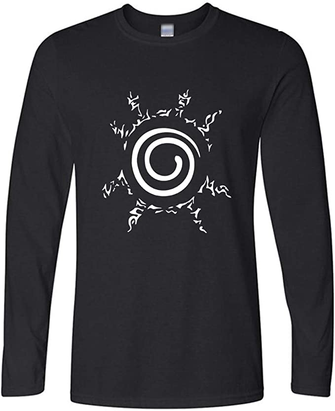 Amazon.com: Camiseta para hombre Anime Naruto Ninja con ...