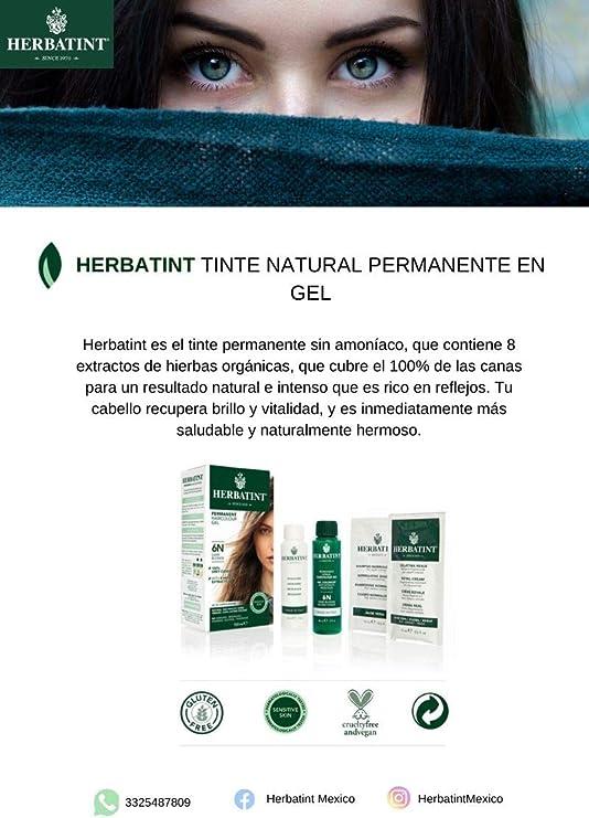 Herbatint Tinte Castaño Claro Dorado 5D - 150 gr