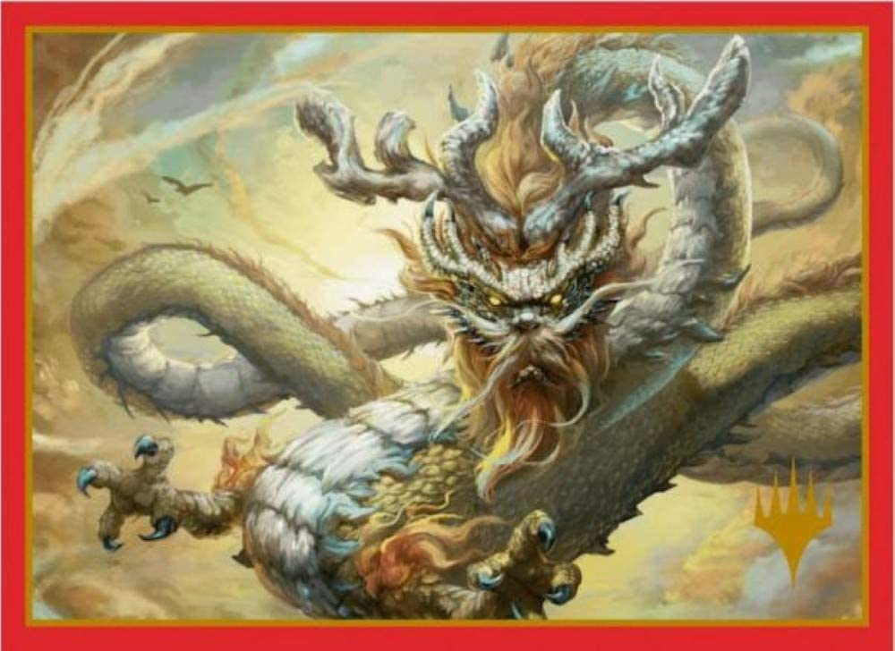 100 ct. Ancestor Dragon Deck Protector Sleeve Global Series
