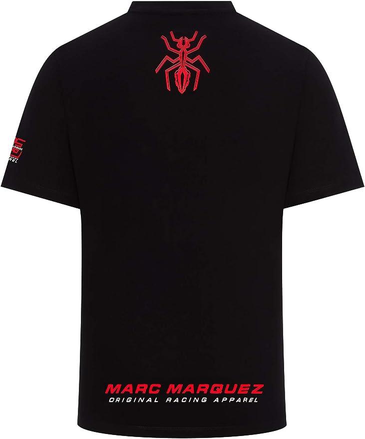 GRAVOPHOTO Tshirt personnalis/é Marc Marquez Cartoon pr/énom et Taille au Choix