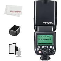 Godox TT685C Speedlite High Speed Sync External TTL for Canon Flash 1100D 1000D 7D 6D 60D 50D 600D 500D