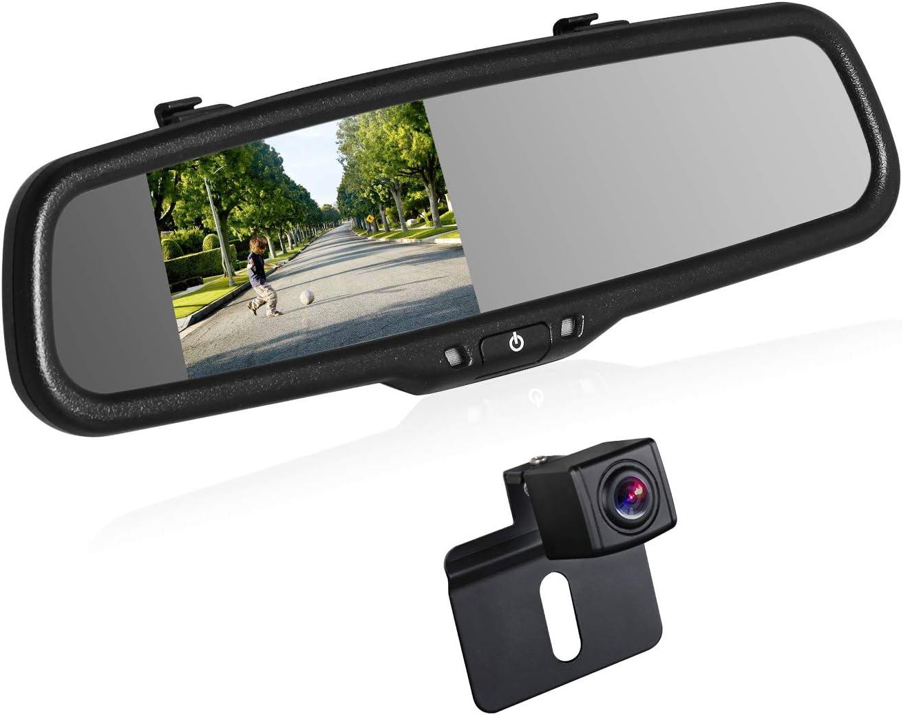Boscam K2 Rückfahrkamera Set Rückfahrkamera Drahtlos Elektronik