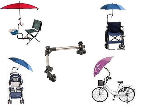 LL-Golf® Soporte para paraguas para bicicleta / silla / Andador / Carrito / pesca / Carrito de golf / Pantalla Plana / umbrella holder