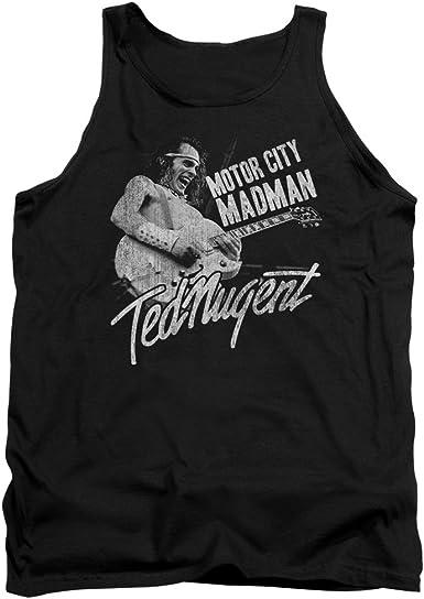 Ted Nugent Madman Adult Work Shirt