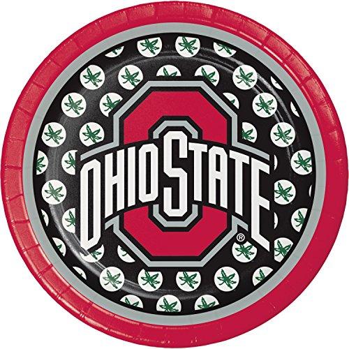 (Ohio State University Dessert Plates, 24)