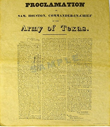 proclamation-of-sam-houston-1835