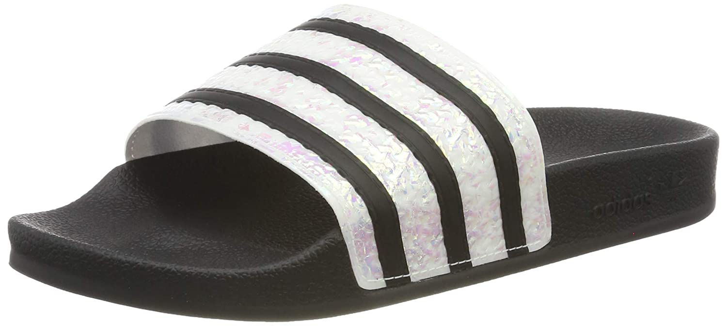 feeb39a0 Amazon.com | adidas Originals Women's Adilette Slide | Sport Sandals &  Slides