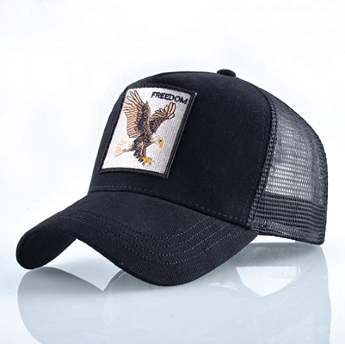 Mens Animal Farm Snap Back Trucker Hat Baseball Caps Women Snapback Hip Hop Hat at Amazon Mens Clothing store: