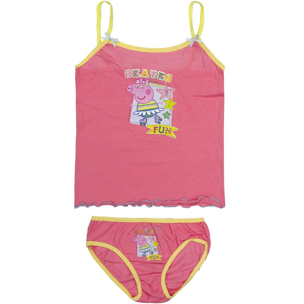 Peppa Pig Underwear Set Top and Briefs 0417PEP0403UND