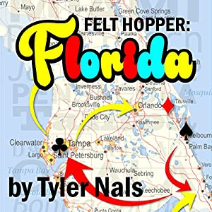 Felt Hopper: Florida Audiobook