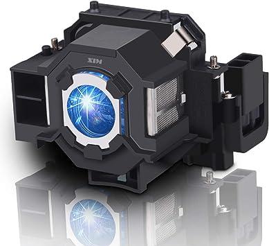 Lámparas Proyector para ELPLP41 V13H010L41 compatible bombilla ...