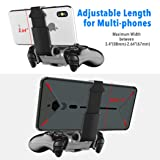 PS4 Controller Phone Remote Play Mount, OIVO PS4