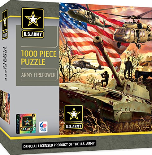 1000 piece puzzles military - 7
