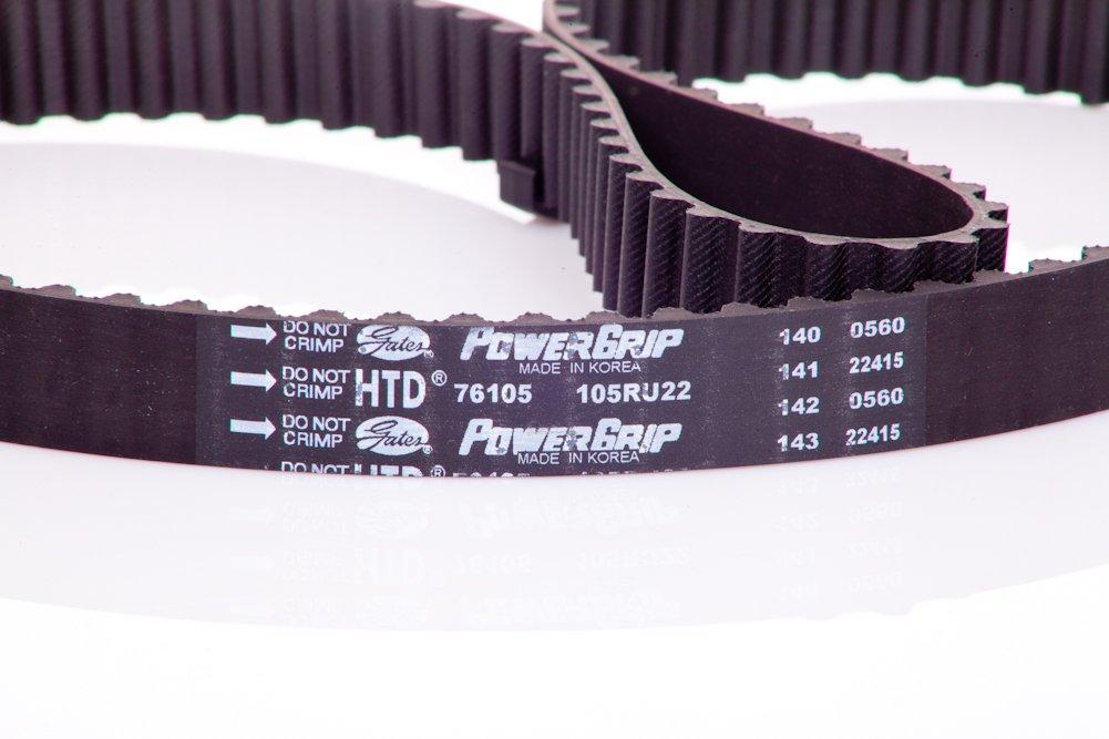 Tensor para correa de distribución para Hyundai Getz 105d parte: 2431226050, tb282: Amazon.es: Coche y moto