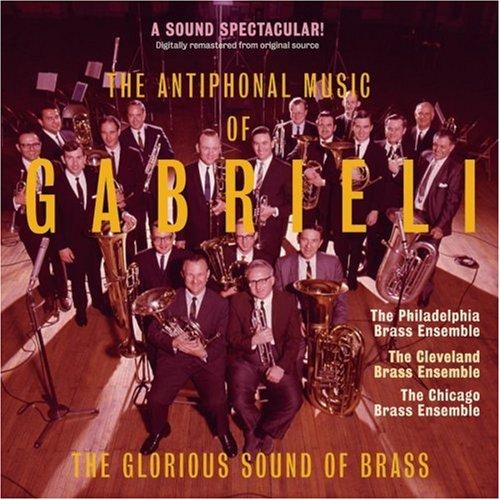 Antiphonal Music of Gabrieli ()
