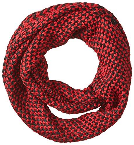 popcorn knit scarf - 3