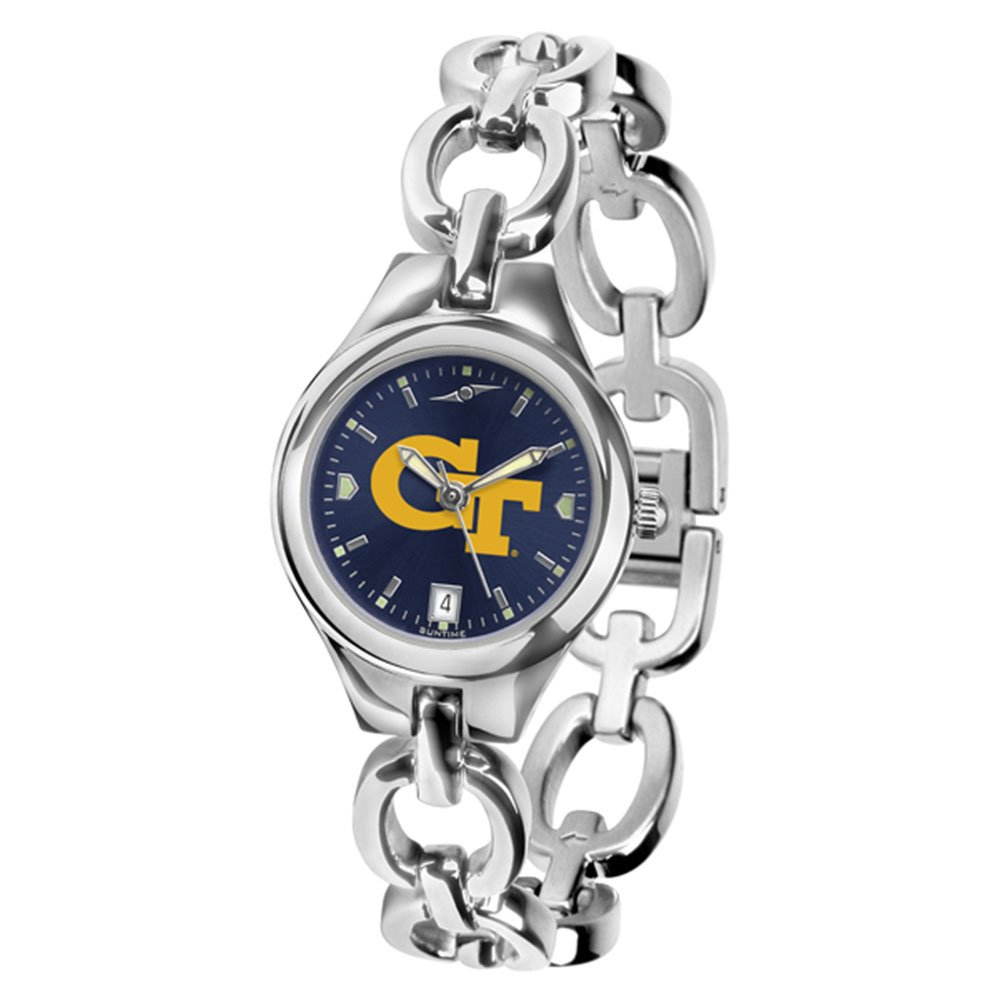 Georgia Tech Yellow Jackets Eclipse AnoChrome Women's Watch by SunTime