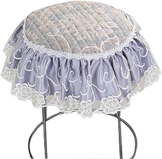 style1, Light Purple YOOKOON Upscale Velvet Art Round Seat Cushion Round Chair Cushion Baby Rounded pad Slip Chair Seat Student Thickened Round Pad Bar Stool Mat
