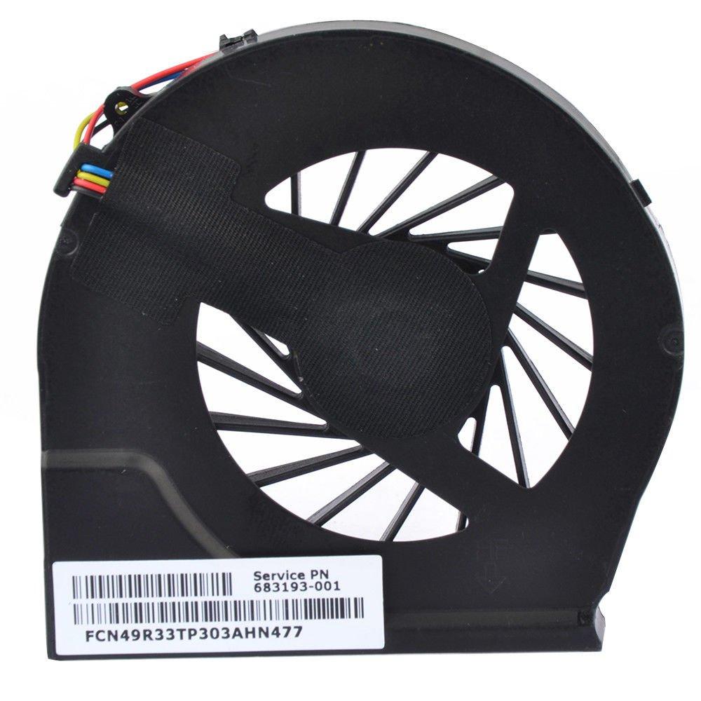Original CPU Cooling Fan for HP Pavilion g7-2220us g7-2221nr g7-2222us