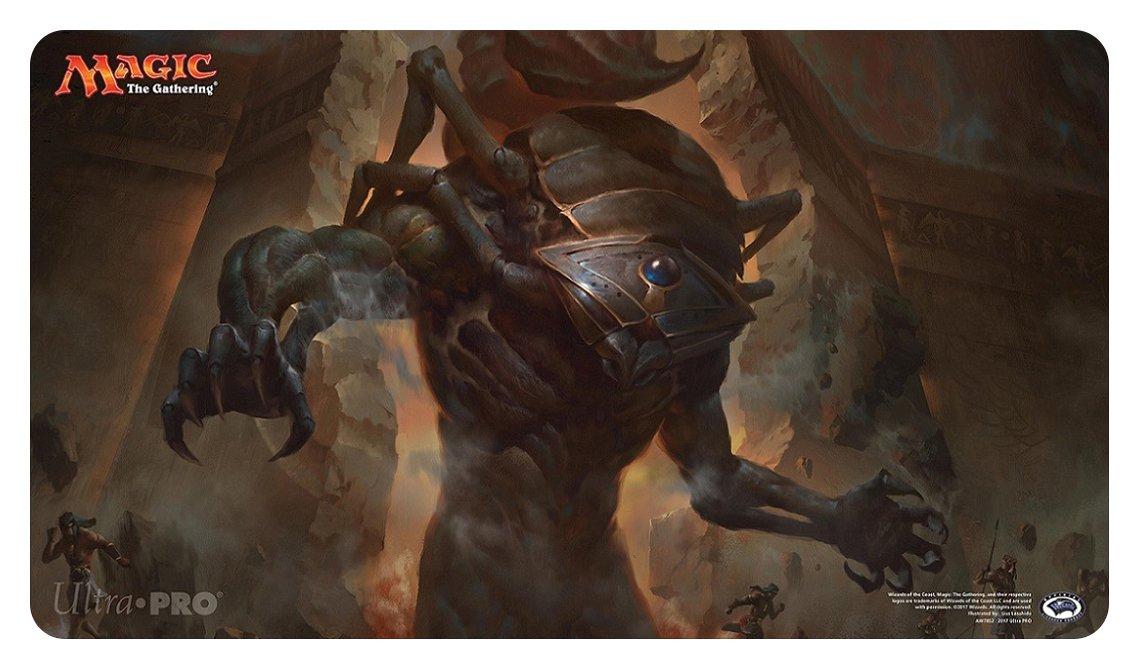 Ultra PRO Magic The Gathering MTG Hour of Devastation The Scorpion God Playmat