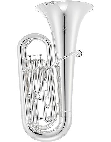 Jupiter JTU1000M Qualifier Series 3/4 Size Convertible BBb Tuba Silver